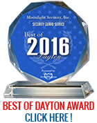 Best of Dayton - Security Guard Service Award